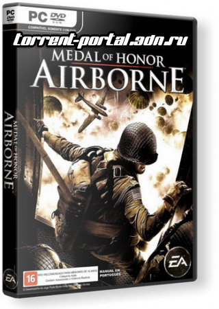 Medal of Honor: Airborne / Медаль за Отвагу : Воздушный Десант (2007) PC | Rip